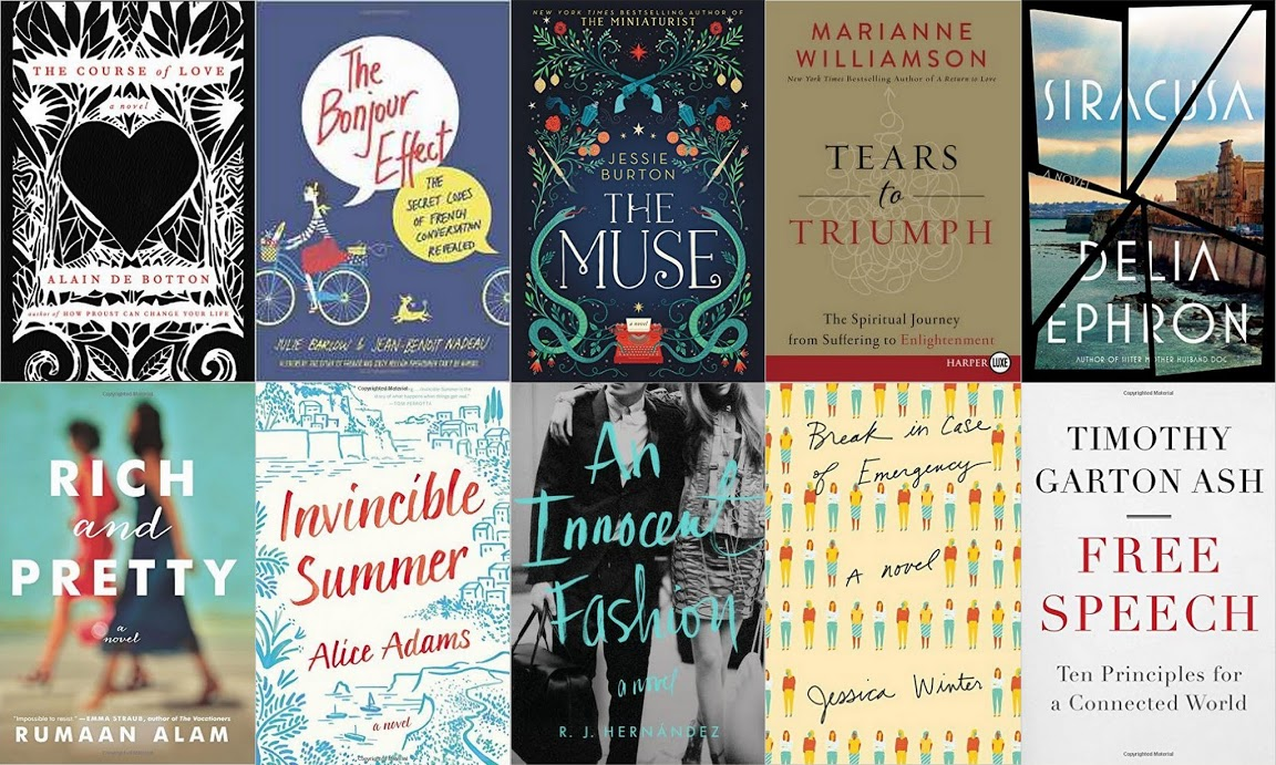 10books2016summer