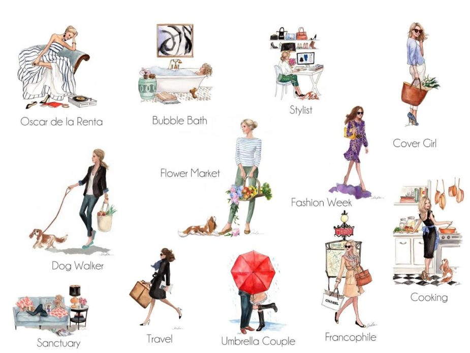 Illustration Alternatives | The Simply Luxurious Life