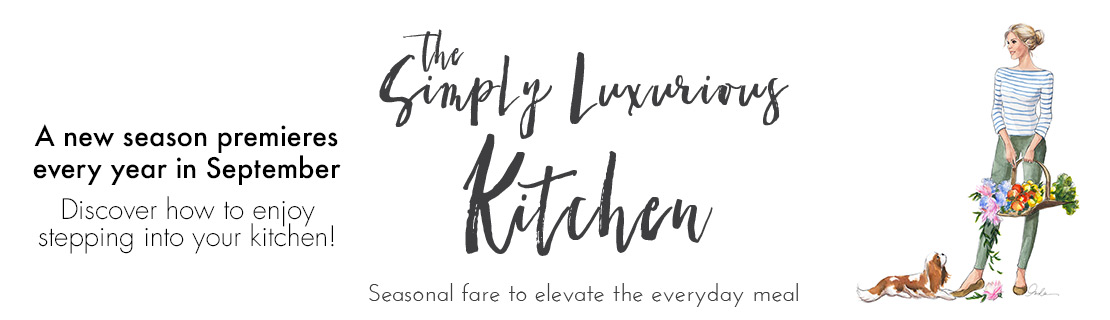 The Simply Luxurious Kitchen Vodcast