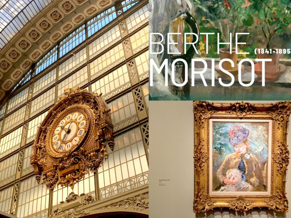 Visiting Musee D Orsay And Impressionist Berthe Morisot S Exhibit